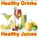Healthy Drinks & Juices by Nicholas Gabriel