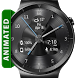 Black Metal HD - Watch Face by DeNitE Appz