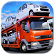Car Transport Trailer Truck by Game Wheel