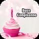 Frasi di Buon Compleanno by Leprechaun Apps