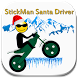 StickMan Santa Driver