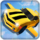 Muscle Flying Car Stunt Hero Racing Futuristic car by Best Apps Entertainment Studio