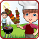BBQ Backyard Birthday Party - Super Grill Chef by g2Kids Games