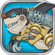 Robot Shark Attack by joy4touch