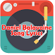 Daniel Balavoine Song Lyrics by Lope Musica