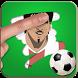 ⚽️ Rasca Jugador️ de Fútbol by Mimi Software Studio