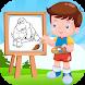 Kids Coloring Fun by KiDz WorlD