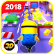Banana Minion Subway Rush by t.Game