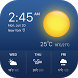 Weather forecast by smart app - desired app