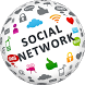 Social Network All in one by iDroid Software Inc