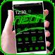 Neon light Theme Green Tech by MT Digits