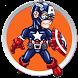 Super Hero Matching Game by idev mongkol