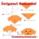 Origami tutorial by Leoidentertainment