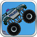 Police Monster Truck by Rexoton