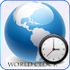 World clock by Ukeepit9