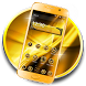 Neat Luxury Gold Theme by Cool Wallpaper