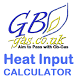 Gb-Gas heat input Calculator by gbgas001