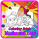Coloring Book For Masha & Bear by reanprank