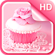 Cupcake Live Wallpaper by Dream World HD Live Wallpapers