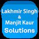 Lakhmir Singh & Manjit Kaur Solutions