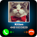 Fake Call Kitten Joke by StarApps7