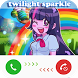 Call From Twilight Sparkle -Little Pony Prank by NirproDev