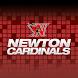 Newton Cardinals by SuperFanU, Inc