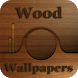 Wood Wallpapers by Dabster Software