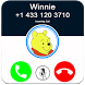 Calling Winnie The Pooh (He Actually Answered) by Storica