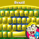 A.I. Type Brazil א by AI Type Themes
