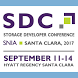 SNIA Storage Developer Conference by Pathable, Inc.