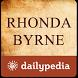 Rhonda Byrne Daily(Unofficial) by Dailypedia