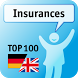 100 Insurances Keywords by Little Helper Verlag