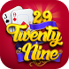 29 Card Game by Ironjaw Studios Private Limited
