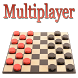 Checkers Multiplayer: New 2018 by Go Team Studio