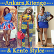 ANKARA,KITENGE & KENTE STYLES by xcelapptech