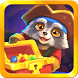 Raccoon's Adventure: The Pirate Island - Match 3 by Animan Publishing