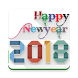 Happy New Year 2018 by BNS APPS WORLD
