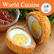 World Cuisine Recipes by MyRecipes