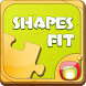 Baby Shapes Fit Puzzle by Afro Corp