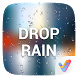 Drop Rain 3D V Launcher Theme by V Launcher
