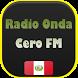 Radio Onda Cero Perú FM Gratis by AppOne - Radio FM AM, Radio Online, Music and News