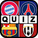 Guess the Football Club Logo by GuessQuizGame Studio
