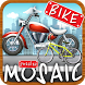 Animated Puzzles bike by booktouch