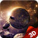 3D Galaxy Space Live Wallpaper by Tools Group