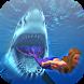 Angry Shark Mermaid Run by Top Racing of 2016