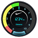 Accelerometer Gauge by Livingstone