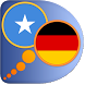 German Somali dictionary by Dict.land