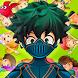 Midoriya Izuku Hero Pro by Midoriya Izuku .Inc