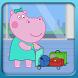 Kids Airport Adventure by Hippo Nursery Rhymes